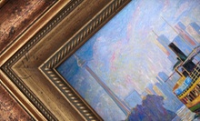 $50 for $100 Worth of Custom Framing Services and Art at Art De Triumph &amp; Artful Framer Studios