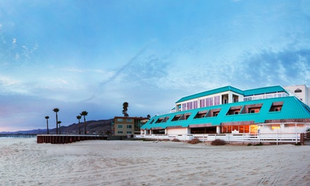 Stay at SeaVenture Beach Hotel & Restaurant in Pismo Beach, CA, with Dates into January 2018