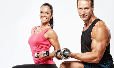One or Two Months of Unlimited Boot Camp Classes at LivingFit Chicago (Up to 74% Off)