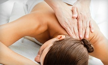Massage Package with Chiropractic Exam and X-Rays, or One or Two Massages at Fox Chiropractic (Up to 78% Off)