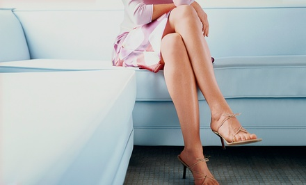 Spider-Vein Treatment on One, Two, or Three Areas at LaserTouch Aesthetics (Up to 82% Off)