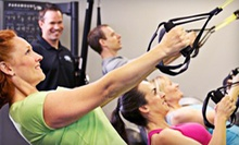 One Month of PACK Small-Group Personal Training Held Two, Three, or Four Times a Week at Fitness Together (68% Off)
