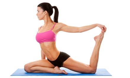 $29 for 10 Yoga Classes at Sledge CrossFit ($120 Value)