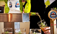 Brewery-Tour Package for Two, Four, or Six at Dead Frog Brewery (Up to 63% Off)