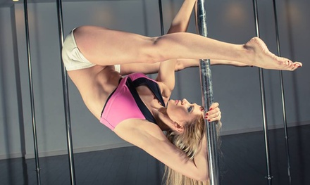 5 or 10 Fitness and Dance Classes at SoBe Pole Dance Studio  (Up to 54% Off)