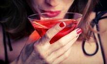 Martinis and Manicures for Two or Four at Beauty Bar (Up to 55% Off)
