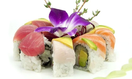 $22 for $40 Worth of Pan-Asian Cuisine at Tommy Chengs Asian Cuisine