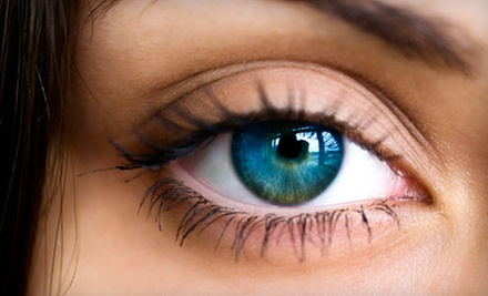 $1,795 for Laser Vision-Correction Surgery or LASIK for Both Eyes at NY NJ Lasik ($4,200 Value)
