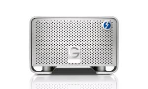 G-technology G-raid 4tb Dual-drive Thunderbolt Raid Storage System (refurbished)