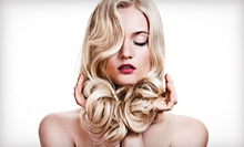 Haircut, Conditioning, and Color Packages at Scruples Salon & Spa (Up to 61% Off). Two Options Available.