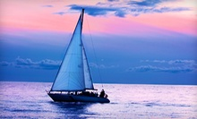 Evening Sail for Two, Four, or Six on Geist Reservoir from Dauntless Sailing School (Up to 57% Off)