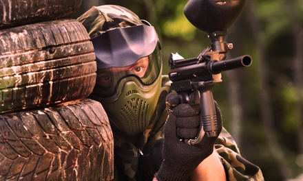 $12 for Five Airsoft Missions with Equipment and 200 BBs at Tac-Ops Indoor Airsoft ($22 Value)