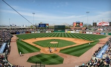 $19 for a Louisville Bats Game for Four at Louisville Slugger Field ($39 Value)