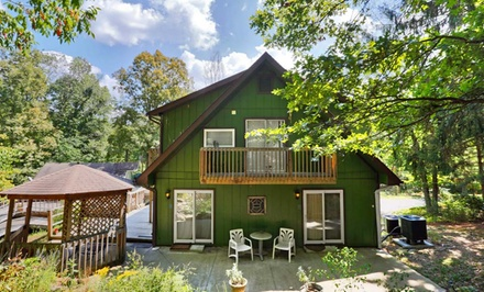 Groupon Deal: 2-Night Stay for Two at Always Inn Brown County Bed & Breakfast in Nashville, IN. Check in Sunday–Wednesday.