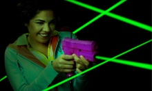Laser Tag, Hot Dogs, and Soda for Two or Four at Escape (Up to 51% Off)