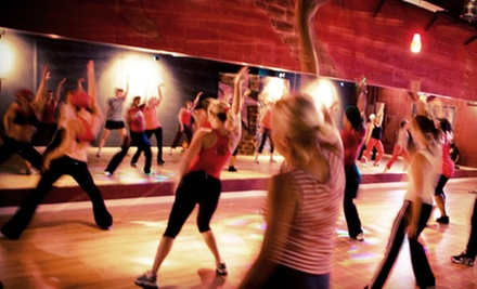 One Month of Dance Breakdown Classes or Five Dance-Fitness Classes at Dance Trance (Up to 67% Off)