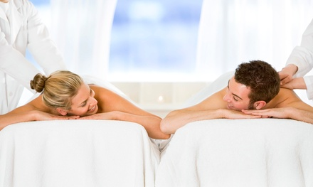 Yin & Yang Massage Spa Package for One or Two with Reflexology, Aromatherapy and Facial or Warm Stones (Up to 53% Off)