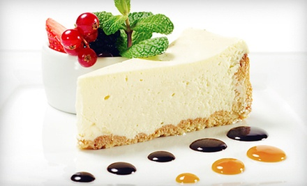Cheesecakes and Gourmet Foods- merchant 2