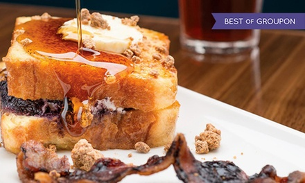 $49 for Dinner or Brunch for Two with Take-Home Treats at Eclipse Chocolate Bar & Bistro ($90 Value)