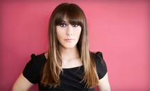 One or Three Haircuts with Washes and Blow-Drys at Aphrodite Salon & Spa (Up to 54% Off)