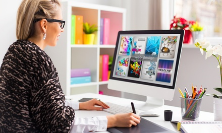12 Months of Premium Access to an Online Beginner PhotoShop Course for One or Ten from GoSkills (Up to 93% Off)