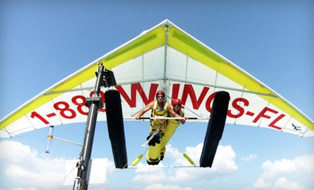 $99 for Introductory Tandem Flight and Lesson from Paradise Hang Gliding Inc. ($199 Value)