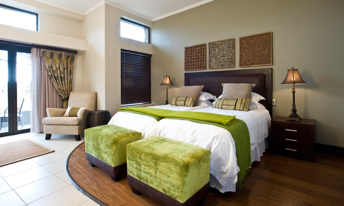 Legend Golf and Safari Resort - Limpopo: Limpopo: B&B Accommodation for Two at Legend Golf and Safari Resort