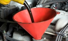 $25 for 17-Point Oil Change and Fuel-System Cleaner at Speedee Oil Change (Up to $50.98 Value)