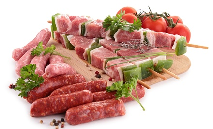 Assorted Meat Packages with Home Delivery (Up to 55% Off). Two Options Available.