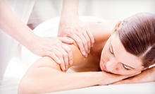 Chiropractic Package with a 30- or 60-Minute Massage at HealthSource Chiropractic and Progressive Rehab (Up to 90% Off)