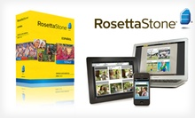 $169.99 for Rosetta Stone Level 1–2 Language Course ($299 List Price). 5 Languages Available. Free Shipping and Returns.