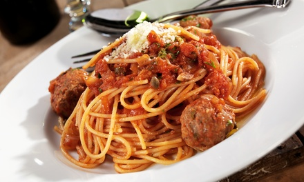 Italian Cuisine for Lunch or Dinner at Casa Di Giorgio (Up to 50% Off)