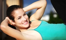 $28 for a 28-Day Fitness Program with Group Classes and Nutrition E-mail Series at Get Athletic ($107 Value)