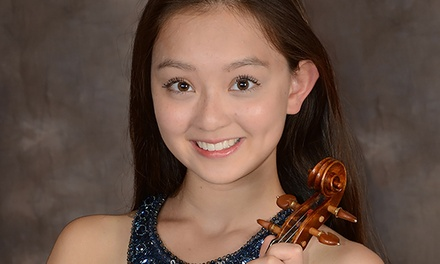 Goldwasser Young Artist Concerto Competition on February 22 at 3 p.m. (Up to 40% Off)