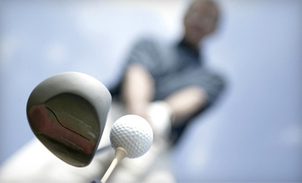$25 for a 60-Minute Private Golf Lesson at Peculiar Golf &amp; Learning Center (Up to $55 Value)