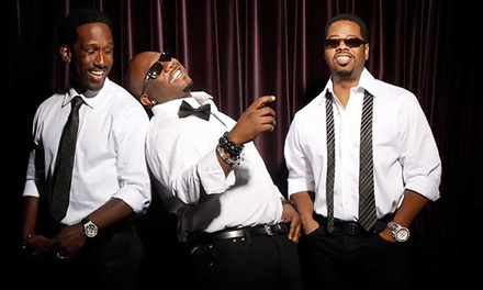 Boyz II Men for Two at The Complex on March 13 at 7 p.m. (Up to 46% Off)