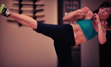 10 or 20 Tae Bo Classes from Torrance Tae Bo (Up to 76% Off)