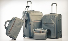 Bags, Wallets, and Accessories at Premier Luggage & Leather Goods (Up to 55% Off). Two Options Available.