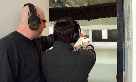 $75 for a Concealed-Pistol-License Class with a Gun Rental at Critical Defense Training ($150 Value)