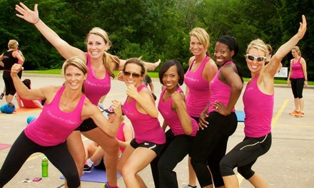 $49 for a Four-Week Fitness Boot Camp and 30-Day Meal Plan at Texas Fit Chicks Boot Camp ($159 Value)
