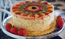 $10 for One 6-Inch Signature Fruit Cake at Classic Bakery ($20 Value)