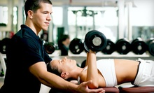 $9.99 for a Gym Membership with Unlimited Tanning and Personal Training at Vision Quest Sport and Fitness ($324 Value)