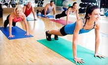 5 or 10 Fitness Boot-Camp Sessions from Beast Nation (Up to 66% Off)
