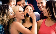 Karaoke and Snacks Sunday–Thursday or Friday and Saturday at August Karaoke Box (Up to 71% Off)
