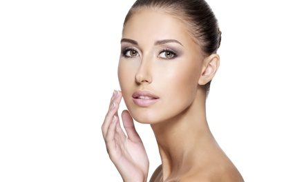 One or Two Nonsurgical Face-Lifts at Haute Skin (Up to 57% Off)