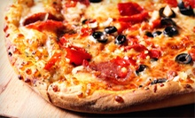 $15 for $30 Worth of Pizzeria Cuisine and Drinks at Bella Luna Pizzeria