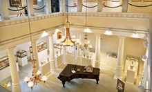 Visit for Two or Four to Lightner Museum (Up to 55% Off)