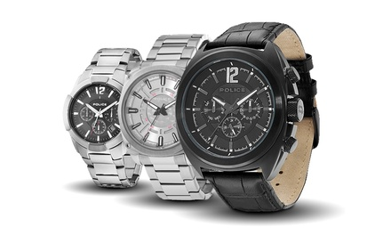 Police Watch - £39.98 (Up to 69% Off) With Free Delivery