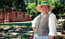 Guided Tour for Two, Four, or Six at The Heritage Farmstead Museum (Up to Half Off)