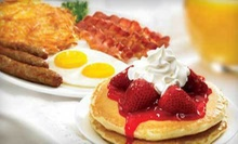 $5 for $10 Worth of Comfort Food at IHOP